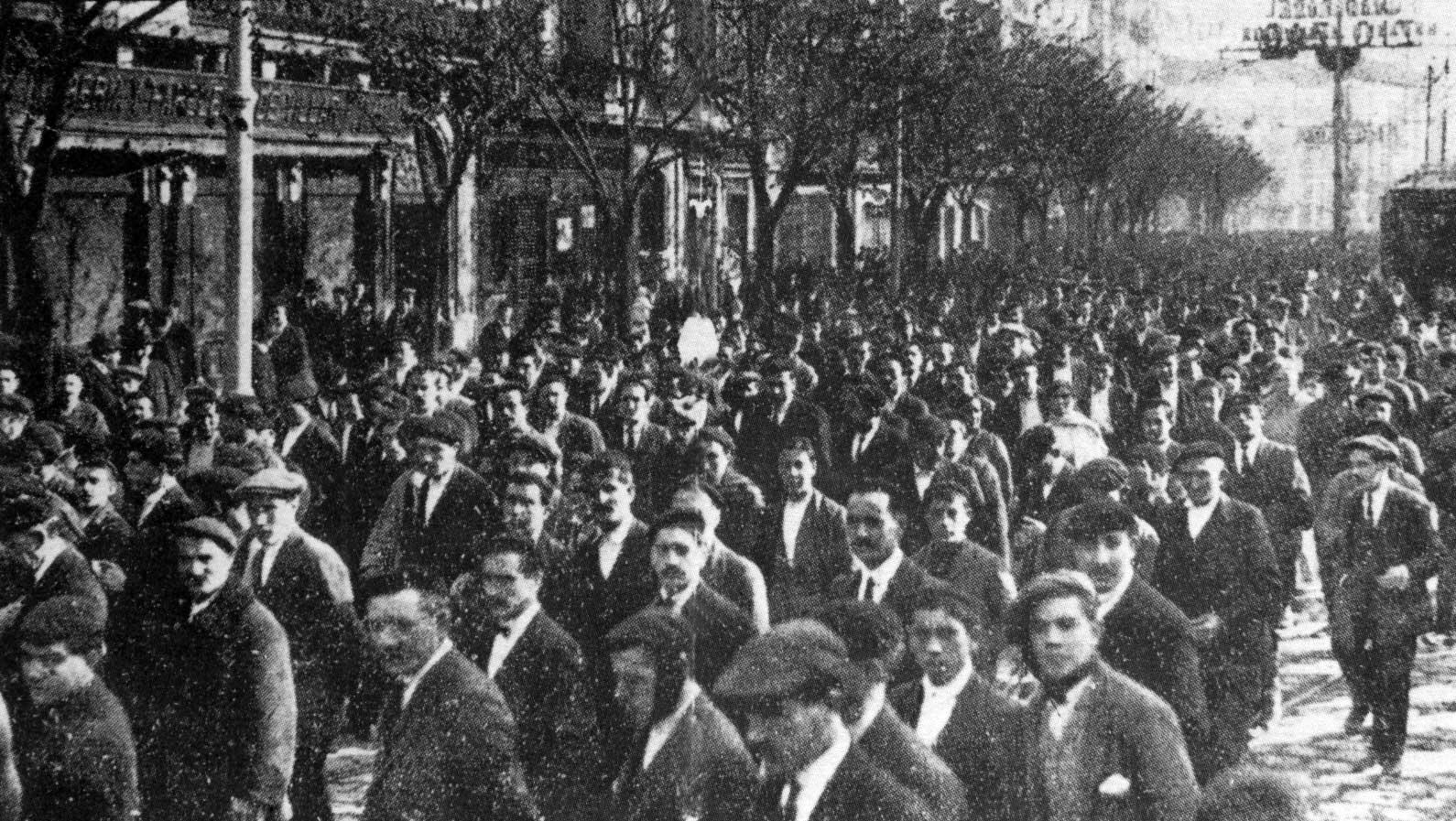 Recordando el pasado. La huelga como herramienta de lucha