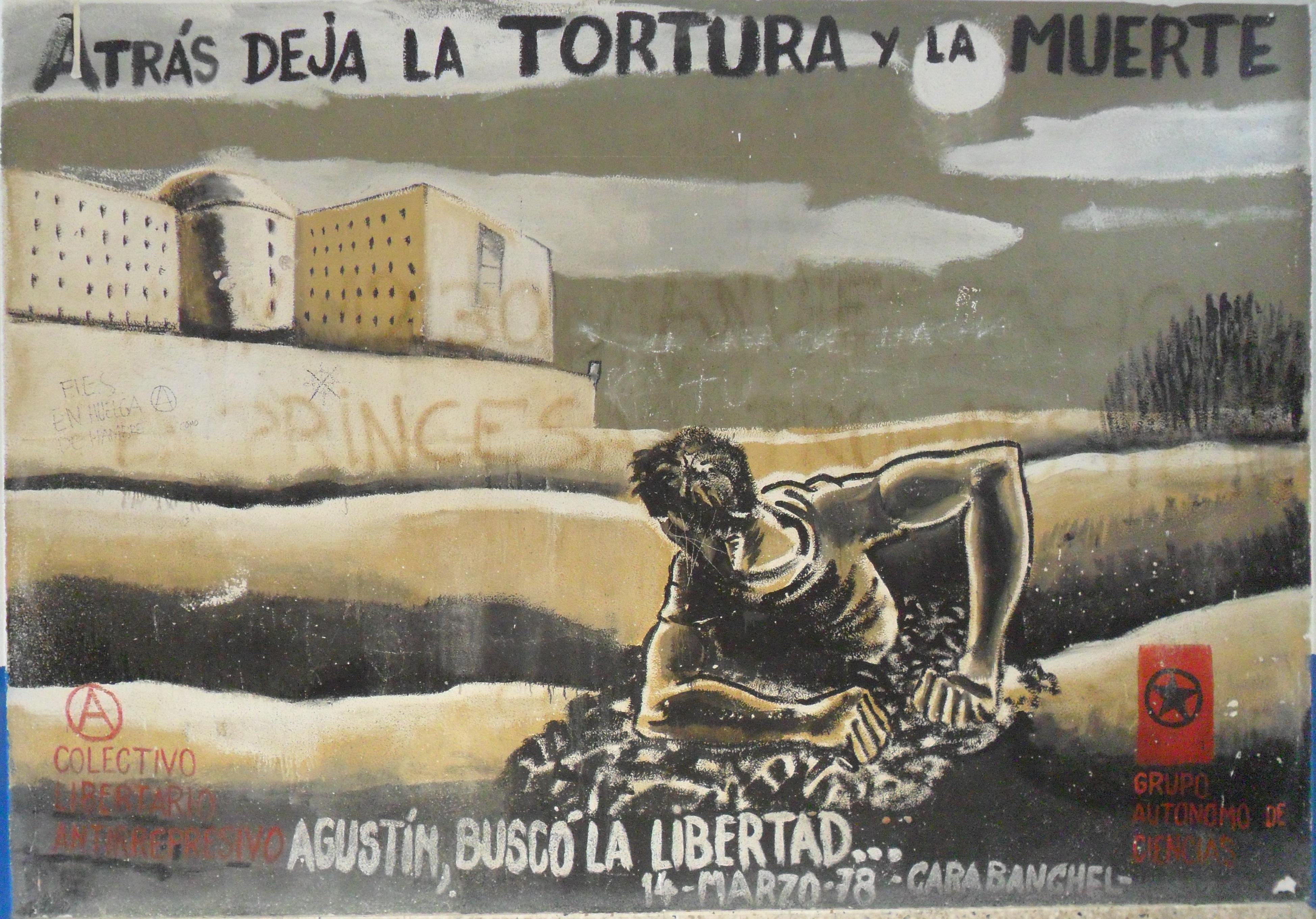 A 35 años del asesinato en prisión de Agustín Rueda