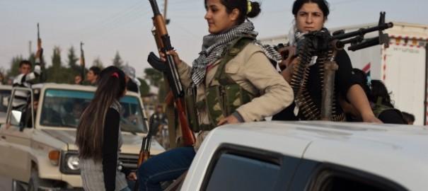 El confederalismo democrático: un acercamiento al conflicto kurdo