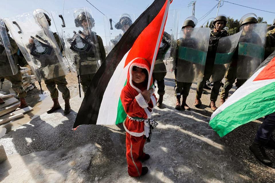 Navidad Palestina 2013