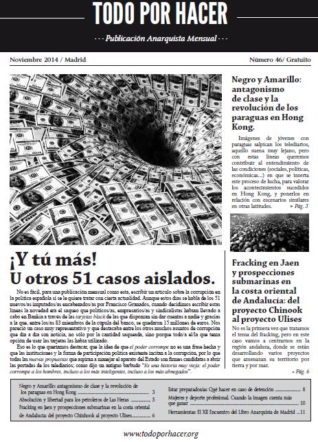 TxH nº 46. portada