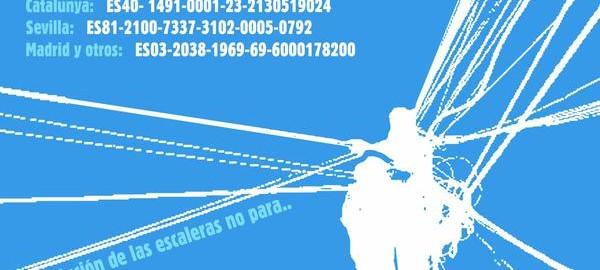 La huelga de las escaleras. Huelga indefinida de los/as técnicos/as de Telefónica