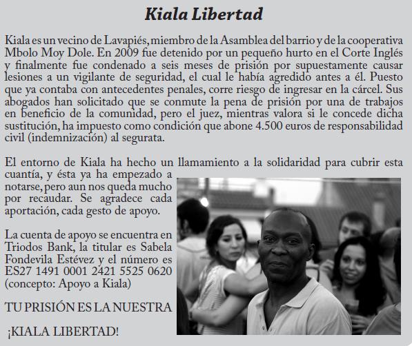 Kiala Libertad