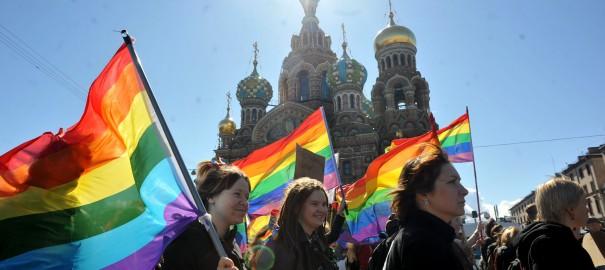 Algunos apuntes sobre la situación de la homosexualidad en Rusia