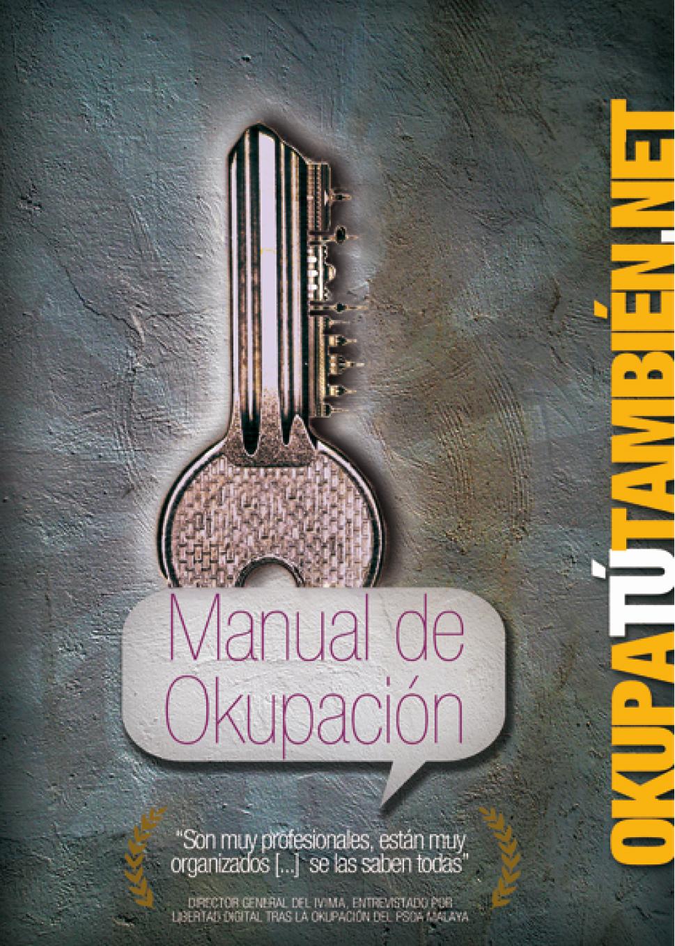 [Libro] Manual de Okupación - Todo Por Hacer