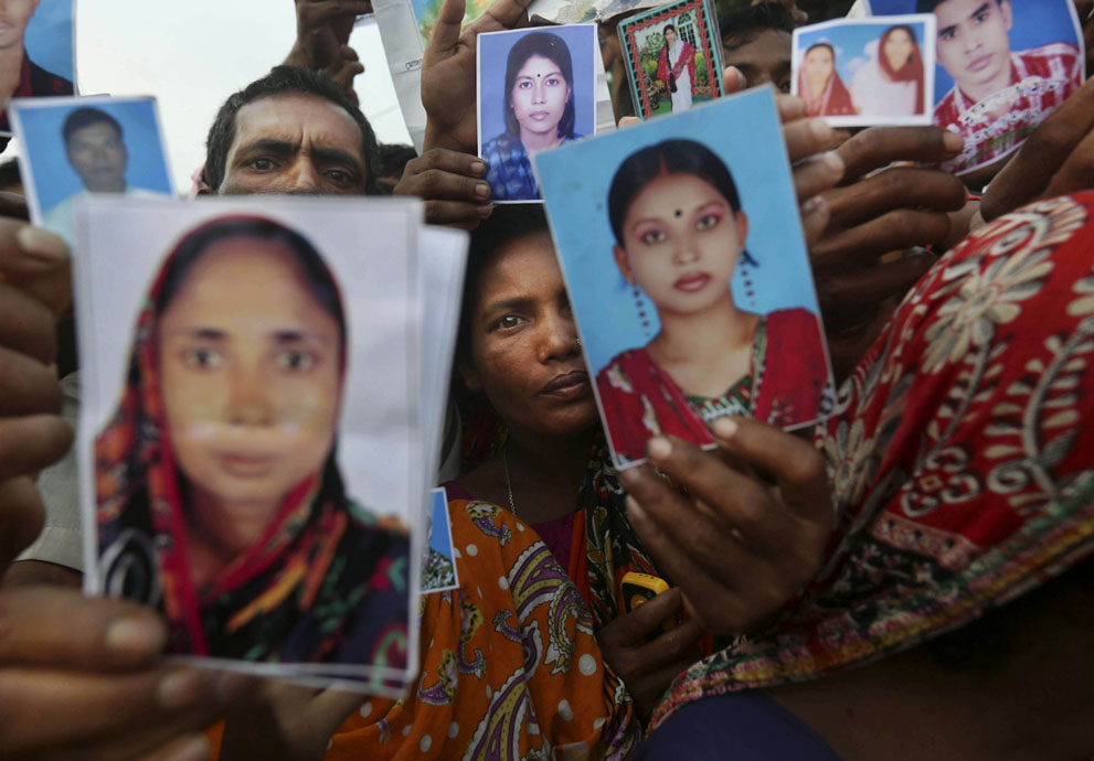 Bangladesh, muertes y camisetas