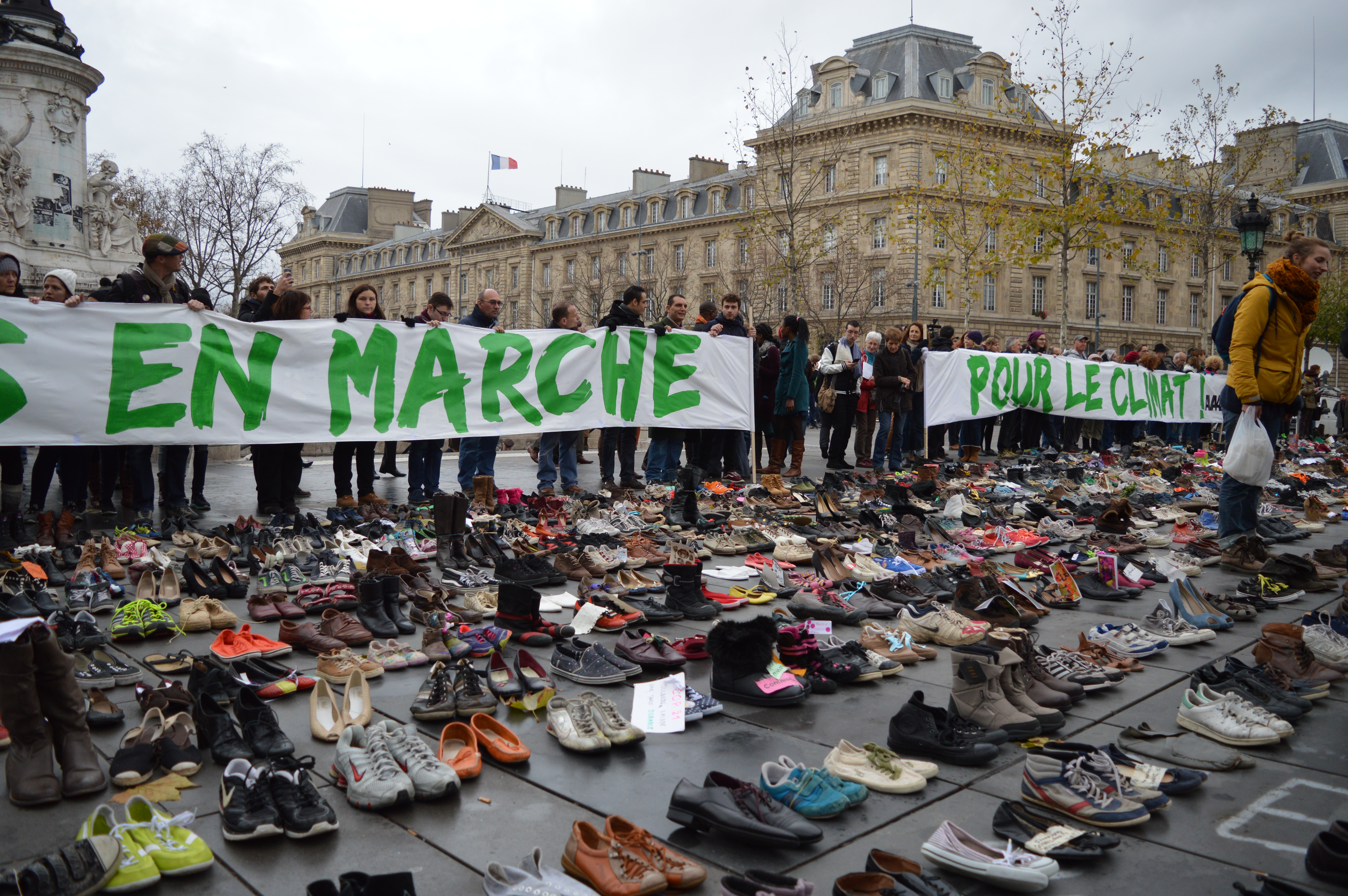 Una cumbre del clima que no cambiar nada todo por hacer for El tiempo en paris en enero 2017