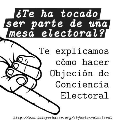 Objeción electoral