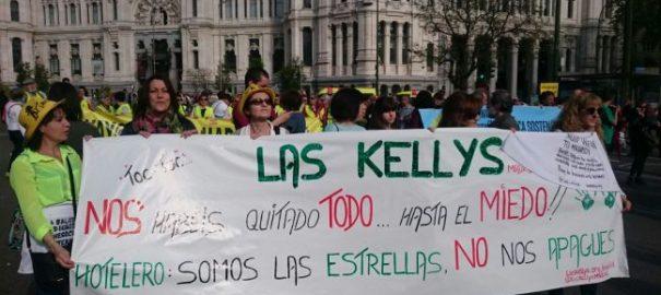 Entrevista a Las Kellys Madrid