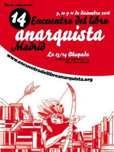 XIV Encuentro del libro anarquista