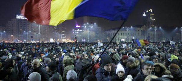 ¿Qué está en juego en las protestas rumanas?