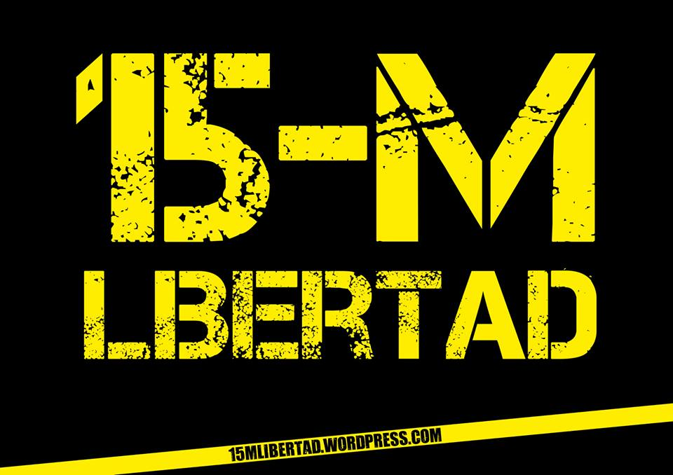 15M libertad