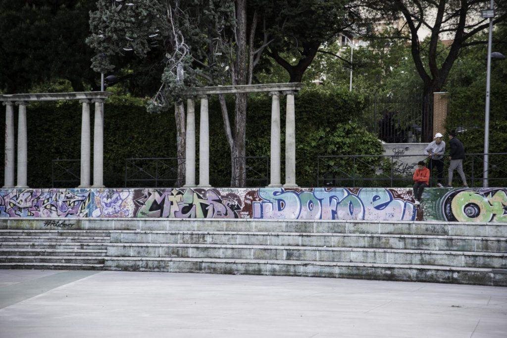 Parque hortaleza