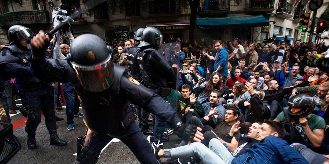 La represión en la segunda década del siglo XXI: del 15-M al Procés