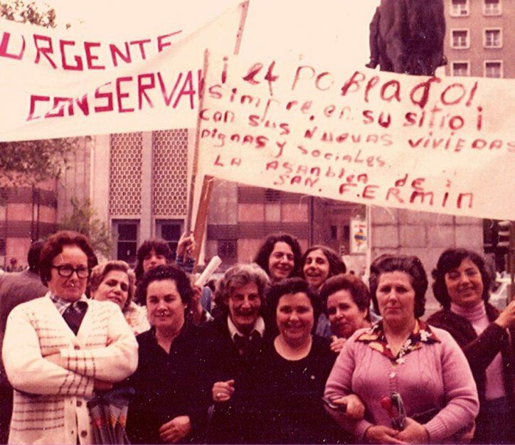 Memoria social del sur de Madrid. La historia del barrio de San Fermín