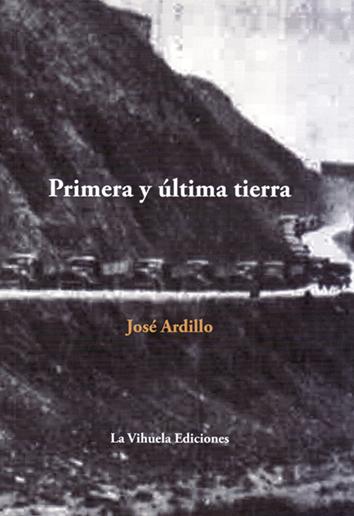 """Portada """"Primera y última tierra"""""""