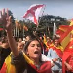 La curiosa relación entre  españolismo y fascismo
