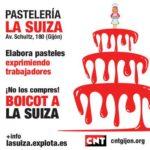 La CNT de Gijón es acusada de organización criminal y extorsión tras un conflicto sindical